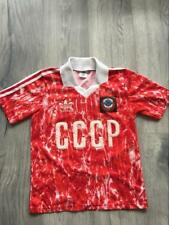 Adidas Soviet Union football shirt (USSR / CCCP / RUSSIA) 1989-1991