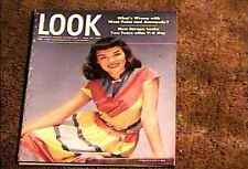 LOOK MAGAZINE 1947  MAY 13  FINE+ FILE COPY SUMMER FASHION MICKEY ROONEY