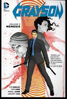 Grayson Vol 3 by Tom King & Tim Seeley 2016, TPB DC Comics