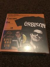 "Roy Orbison ""oh Pretty Woman"" & ""Crying"" 7"" Vinyl And Tshirt"