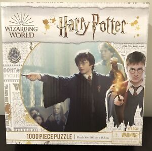 harry potter 1000 piece puzzle Brand New Collectable