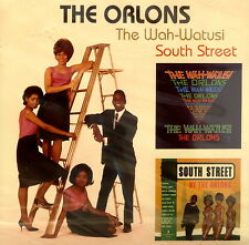 THE ORLONS 'The Wah-Watusi'/'South Street' - 2 on 1 - ACE #1275