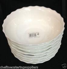 Luminarc Trianon Blanco Cereales / Multiuso Bol by Arcoroc 16cm (pack de 8)