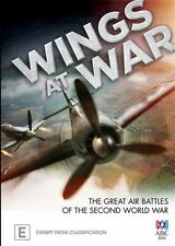 Wings At War - DVD Region 4 plus gallipoli from above brand new sealed
