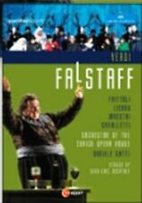 Verdi: Falstaff, New DVDs
