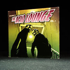 Welcome To The Acid Lounge Volume 1 - music cd album X 2