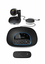 Logitech GROUP Webcam Kit fuer Videokonferenzen (960-001057)