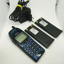 New listing Nokia 6150 Sat - Blue (Unlocked) Cellular Retro Mobile Phone