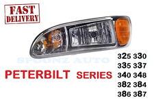 2005-2016 PETERBILT PETE Headlight lamp 386 387 16-09190L DRIVER - LEFT