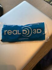 Real D Passive 3D glasses Lot of 4 Brand NEW