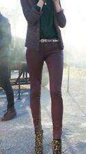 Rich & Skinny Purple Ankle Skinny Jeans Women's Size 29 X 30 New! $164