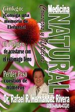 Medicina Natural Consejos y Noticias: By Hernandez Rivera, Rafael