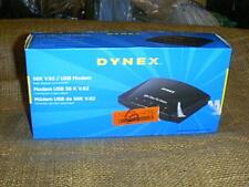 DYNEX 56 K USB MODEM FREE S/H