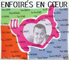 CD audio../....LES ENFOIRES EN COEUR...../...1998.../..............