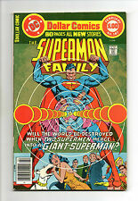 Superman Family Vol 1 No 187 Feb 1978 (VFN) 80 Page Dollar Comic,All New Stories