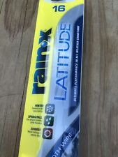 Rain X Windshield Wiper Blade 16 Latitude 5079274-1