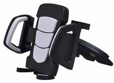 CD Player Slot Car Mount Padded Phone Holder for iPhone/Smartphones/Universal