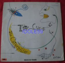 The Cure, the caterpillar / happy the man / throw your foot, Maxi Vinyl
