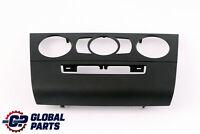 BMW 1 Series E81 E82 E87N LCI Cover Function Carrier Centre Black 6976841