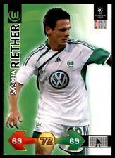 Panini Champions League 2009/10 Super Strikes - Riether Sascha VfL Wolfsburg