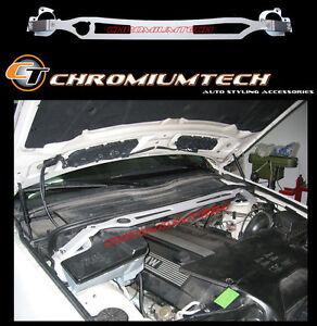 2000-2006 BMW X5 E53 Aluminum FRONT STRUT BRACE BAR 3.0d 3.0i 4.4i 4.6is