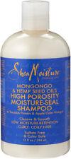 Shea Moisture Mongongo & Hemp Seed Hair Porosity Shampoo 384ml