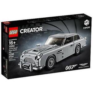 LEGO 10262 James Bond Aston Martin DB5  - Brand New In Sealed Box