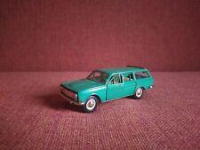 GAZ 24-02 (2402) Volga Soviet Diecast Model Toy Car USSR Green 1:43