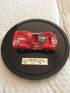BBR Ferrari 330P4 Daytona 1967 Dome Display