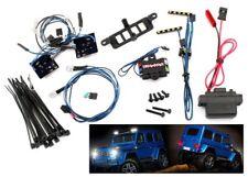 Traxxas LED Licht-set Kpl mit Power-supply für MERCEDES G500 Karo 8898