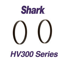 (2) Shark Rocket HV300, HV301, HV302, HV305, HV308, HV310 Vacuum Belt