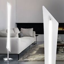 LED Boden Stand Lese Lampe Touch Dimmer Decken-Fluter Steh Leuchte Licht dimmbar