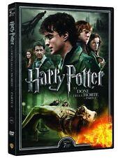 HARRY POTTER E I DONI DELLA MORTE PARTE 2 (DVD) NUOVO, ITALIANO, ORIGINALE
