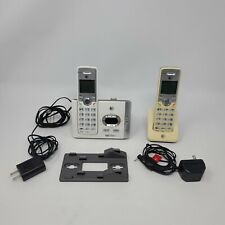 AT&T Cordless 2 Handsets Digital Answering System DECT 6.0 EL52365