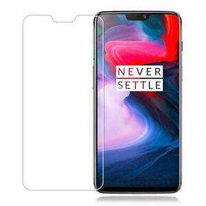 For OnePlus 6 2.5D 9H Tempered Glass Screen Protector Premium Protection upgrade