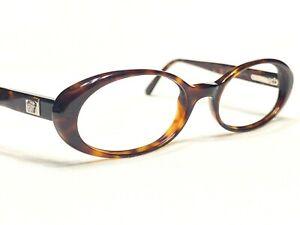 Versace MODV13 756 Women's Tortoise Oval Designer Rx Eyeglasses Frames 50/18~135