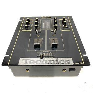 Vintage 90's TECHNICS SH-DJ1200 DMC Championship DJ Mixer *Tested* FREE POST