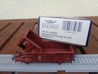 Liliput 235065 Selbstentladewagen Fd-z-72/Omm mit Funktion DB Ep.4, UVP:33,90 €