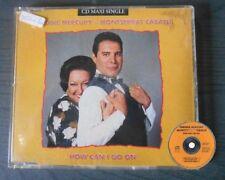 Freddie Mercury & Montserrat Caballe How can I Go On color2