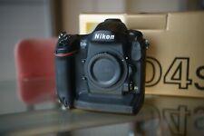Nikon D4s Gehäuse 92.985 Ausl. vom händler Private-Fotografie