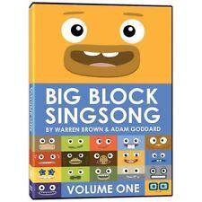 Big Block Singsong Volume 1 Vol One Region 1 DVD