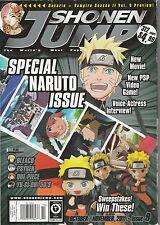3 Manga Shonen Jump Naruto Bleach Psyren One Piece Yu-Gi-Oh! 50'S 3 9 10 2011-12