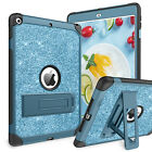 """For iPad 8th 7th 10.2"""" 2020/2019 Shockproof Heavy Duty Hard Case Stand Cover"""