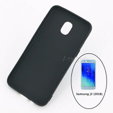 Dull Polish Soft Cover Case for At&T Samsung Galaxy J3 (2018) Sm-J337A CellPhone