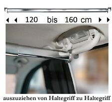 AUTO KLEIDERSTANGE VERSTELLBAR 120-160 cm METALL KLEIDERSTANGE SEHR STABIL AT.02