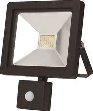 Spot LED 20W avec Détecteur -Angle 120° -IP44 -I-WATTS-I-SPMD20W-1400SMD