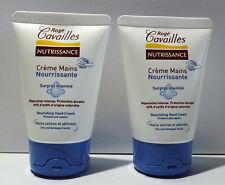 Rogè Cavaillès Set 2 Creams Hands Nourishing Repair Intense 2 X 50 Gr New