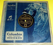 Vivian Ellis - Dancing With a Ghost & I'm On a See-Saw / Columbia 78 UK E