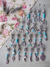 Unbranded Turquoise Stone Body Jewellery