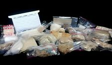 Lots Of Vintage/Antique Old Lace Yds 32 Bags/Pieces